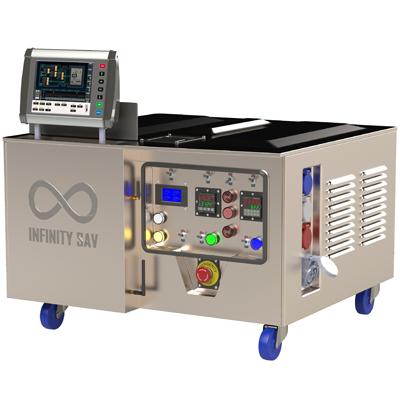 Infinity sav magnetic generator